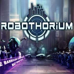 Robothorium Sci-fi Dungeon Crawler