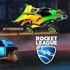 Rocket League Aftershock Key Kaufen Preisvergleich