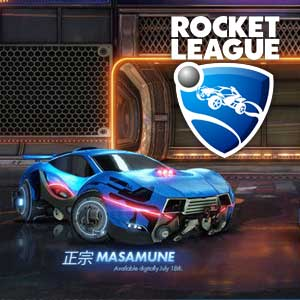 Rocket League Masamune