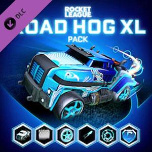 Rocket League Road Hog XL Starter Pack