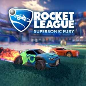 Rocket League Supersonic Fury Key Kaufen Preisvergleich