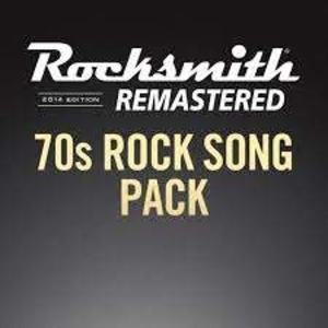 Rocksmith 2014 70s Rock Song Pack