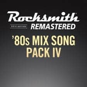 Kaufe Rocksmith 2014 80s Mix Song Pack 4 Xbox One Preisvergleich
