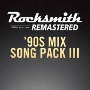 Rocksmith 2014 90s Mix Song Pack 3
