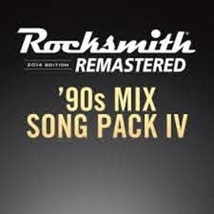 Rocksmith 2014 90s Mix Song Pack 4