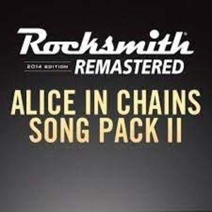 Rocksmith 2014 Alice in Chains Song Pack 2