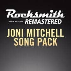 Rocksmith 2014 Joni Mitchell Song Pack