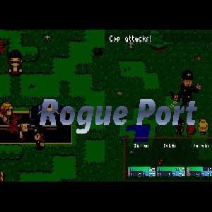 Rogue Port Red Nightmare