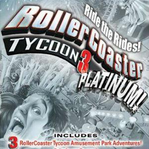 RollerCoaster Tycoon 3 Platinum Key Kaufen Preisvergleich