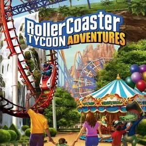 Kaufe RollerCoaster Tycoon Adventures Nintendo Switch Preisvergleich