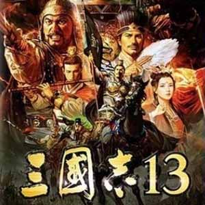 Romance of the Three Kingdoms 13 Key Kaufen Preisvergleich