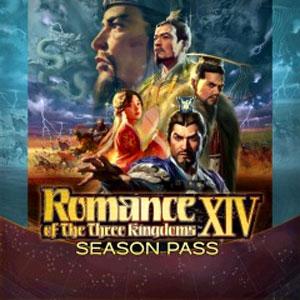 ROMANCE OF THE THREE KINGDOMS 14 Season Pass