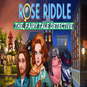 Rose Riddle Fairy Tale Detective