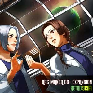 RPG Maker DS Plus Expansion Retro SciFi Pack Key Kaufen Preisvergleich