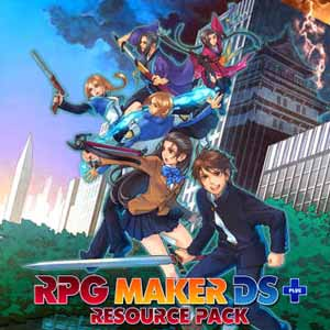 RPG Maker DS Plus Resource Pack Key Kaufen Preisvergleich