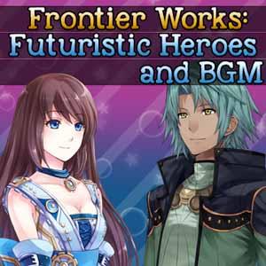 RPG Maker Frontier Works Futuristic Heroes and BGM Key Kaufen Preisvergleich
