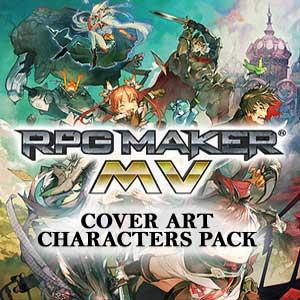 RPG Maker MV Cover Art Characters Pack Key Kaufen Preisvergleich