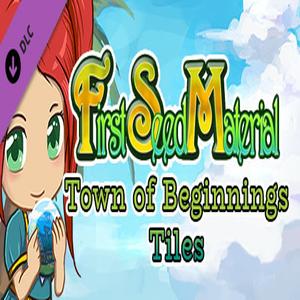 RPG Maker MV FSM Town of Beginnings Tiles