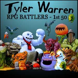RPG Maker Tyler Warren First 50 Battler Pack Key Kaufen Preisvergleich