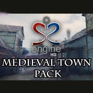 S2ENGINE HD Medieval Town Pack Key Kaufen Preisvergleich