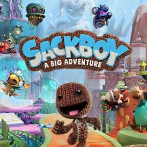 Kaufe Sackboy A Big Adventure PS4 Preisvergleich