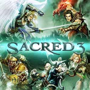Sacred 3 PS3 Code Kaufen Preisvergleich