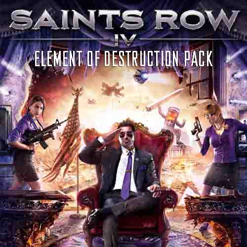 Saints Row 4 Element Of Destruction Pack Key Kaufen Preisvergleich