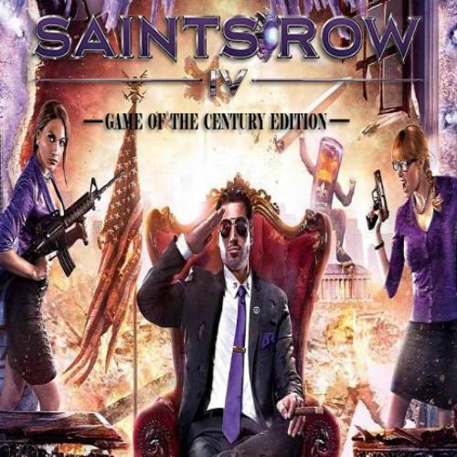 Saints Row 4 Game Of The Century Key Kaufen Preisvergleich