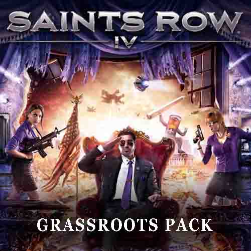 Saints Row 4 Grassroots Pack Key Kaufen Preisvergleich