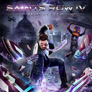 Saints Row 4 Re-Elected Xbox One Code Kaufen Preisvergleich