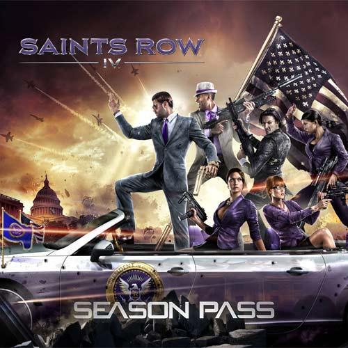 Saints Row 4 Season Pass Key kaufen - Preisvergleich