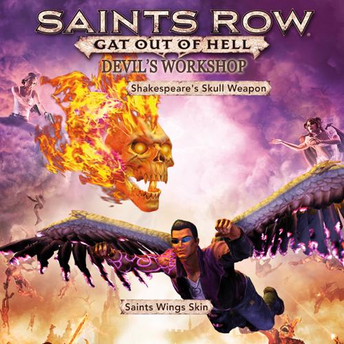 Saints Row Gat Out Of Hell Devils Workshop