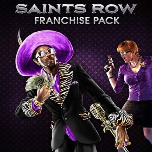 Saints Row Ultimate Franchise Pack Key Kaufen Preisvergleich