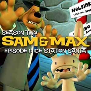 Sam & Max 201 Ice Station Santa Key Kaufen Preisvergleich