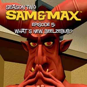 Sam & Max 205 Whats New Beezlebub Key Kaufen Preisvergleich
