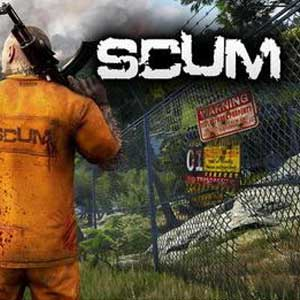 SCUM Supporter Pack