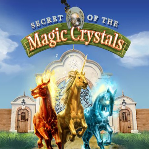 Secret of the Magic Crystals The Race