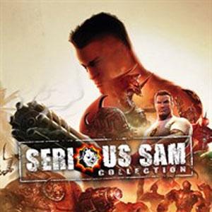 Kaufe Serious Sam Collection PS4 Preisvergleich