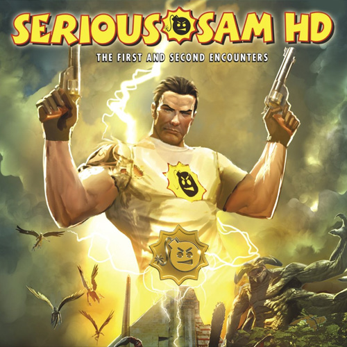Serious Sam HD Xbox 360 Code Kaufen Preisvergleich