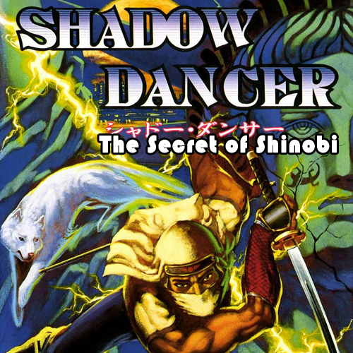 Shadow Dancer The Secret of Shinobi