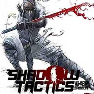 Shadow Tactics Blades of the Shogun PS4 Code Kaufen Preisvergleich