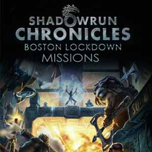 Shadowrun Chronicles Boston Lockdown Missions Key Kaufen Preisvergleich
