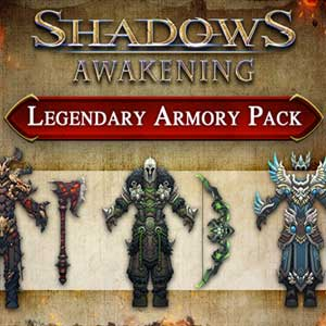 Shadows Awakening The Legendary Armour Pack