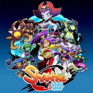 Shantae Half-Genie Hero Wii U Download Code im Preisvergleich kaufen