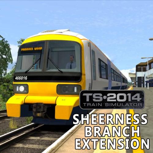 Train Simulator Sheerness Branch Extension Key Kaufen Preisvergleich