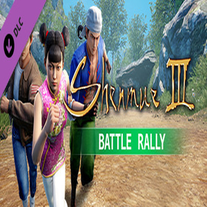 Shenmue 3 Battle Rally