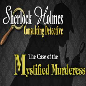 Sherlock Holmes Consulting Detective The Case of the Mystified Murderess Key Kaufen Preisvergleich