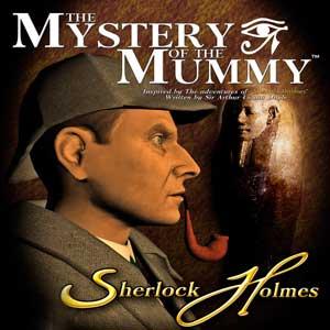 Sherlock Holmes The Mystery of the Mummy Key Kaufen Preisvergleich