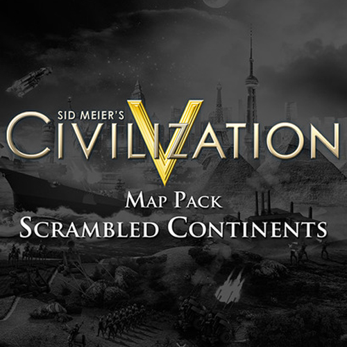 Sid Meiers Civilization 5 Scrambled Continents Map Key Kaufen Preisvergleich