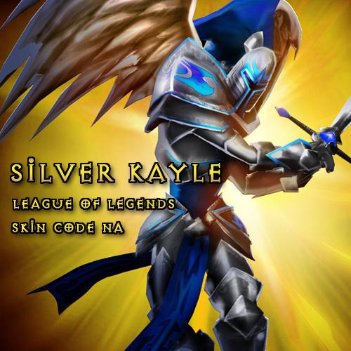 Silver Kayle League Of Legends Skin Code NA Gamecard Code Kaufen Preisvergleich